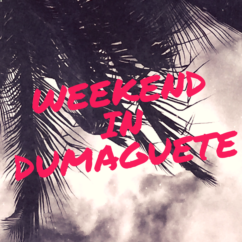 Weekend in Dumaguete