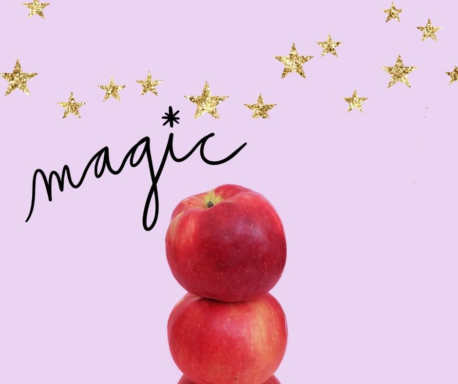 Magical Apple Witchcraft