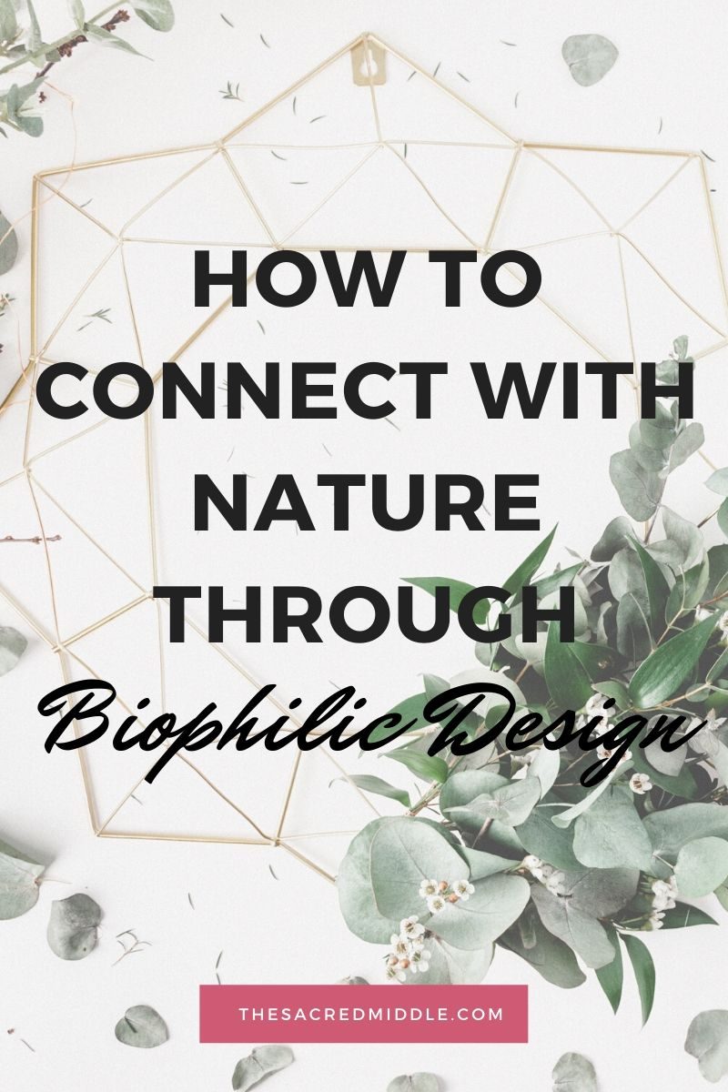 How to Connect with Nature Through Biophilic Design